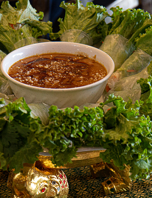 Fresh Rolls Thai Food Spokane