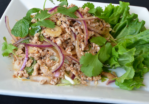Thai Larb Salad Coeur d'Alene, ID Catering